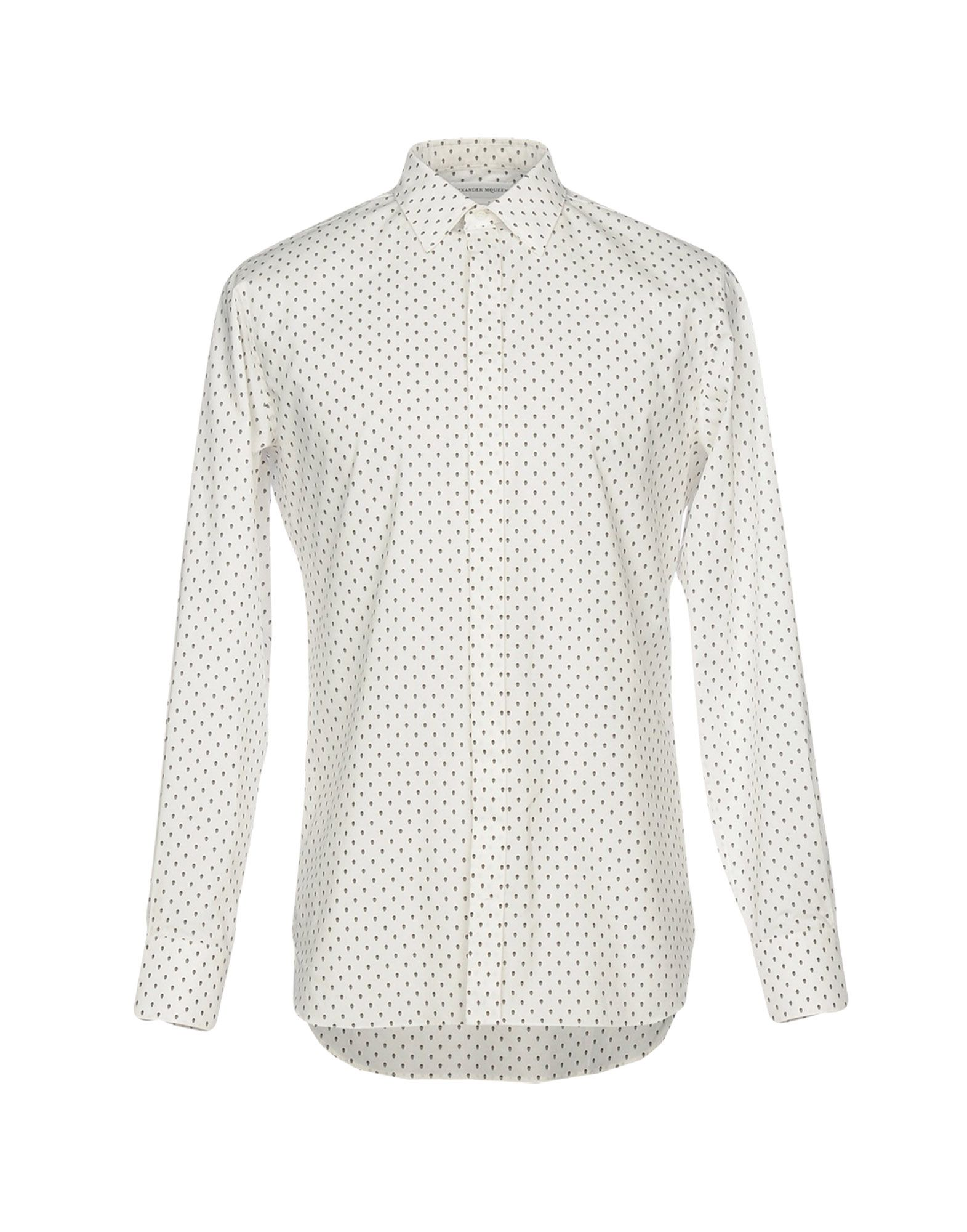 Camicia Fantasia Alexander Mcqueen Uomo - Acquista online su