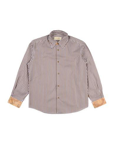 ALVIERO MARTINI 1a CLASSEストライプ柄シャツ