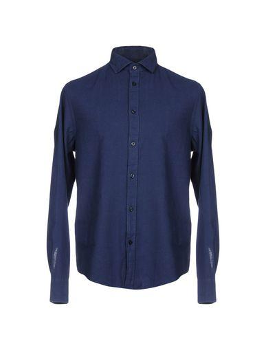 rabatt god selger Armani Jeans Linskjorte klaring for salg hyggelig lIoKS3guj