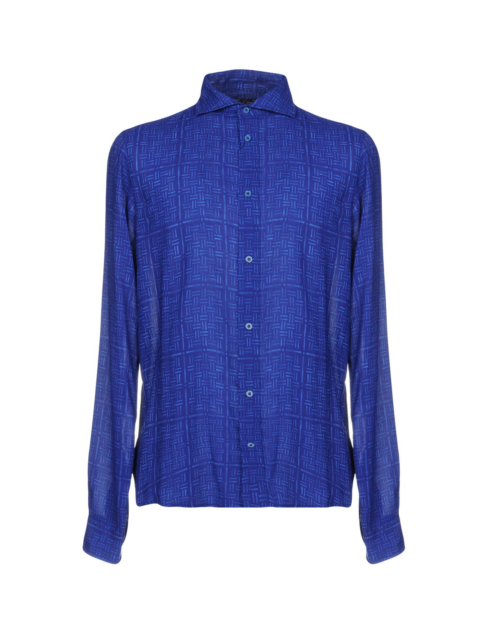 Camicia Fantasia Armani Jeans Uomo - Acquista online su