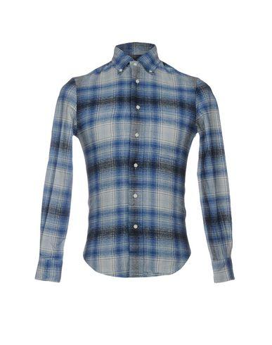 GITMAN BROS. Vintage Camisa de cuadros