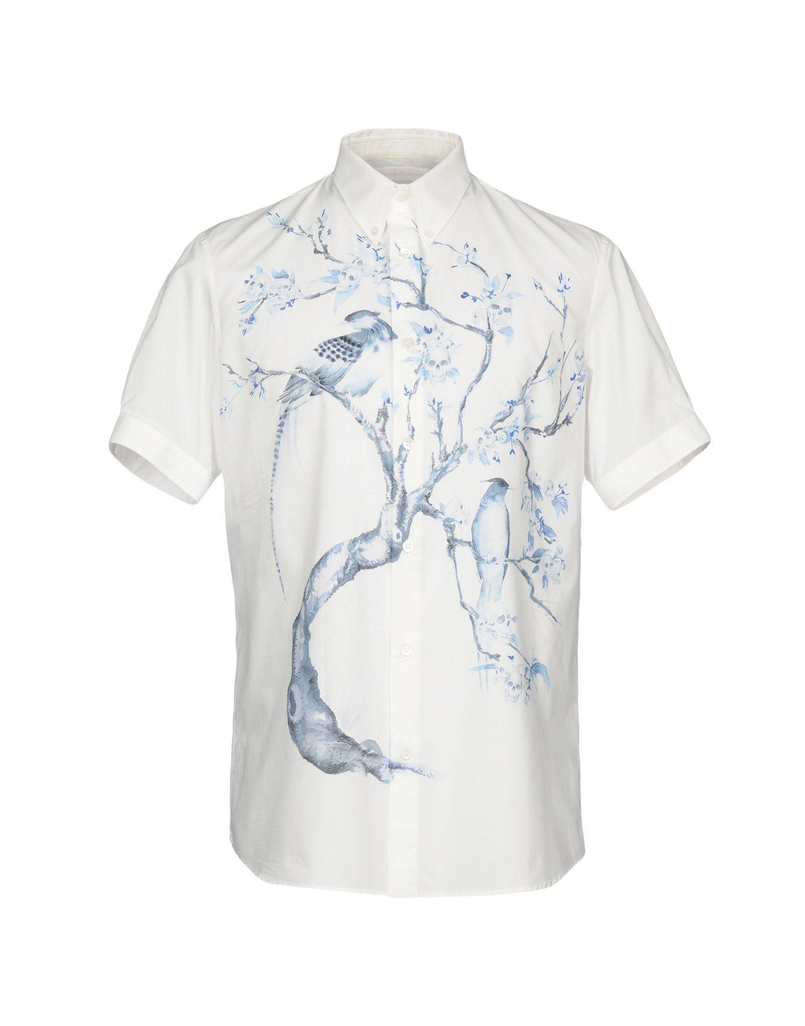 Camicia Alexander Mcqueen Uomo - Acquista online su
