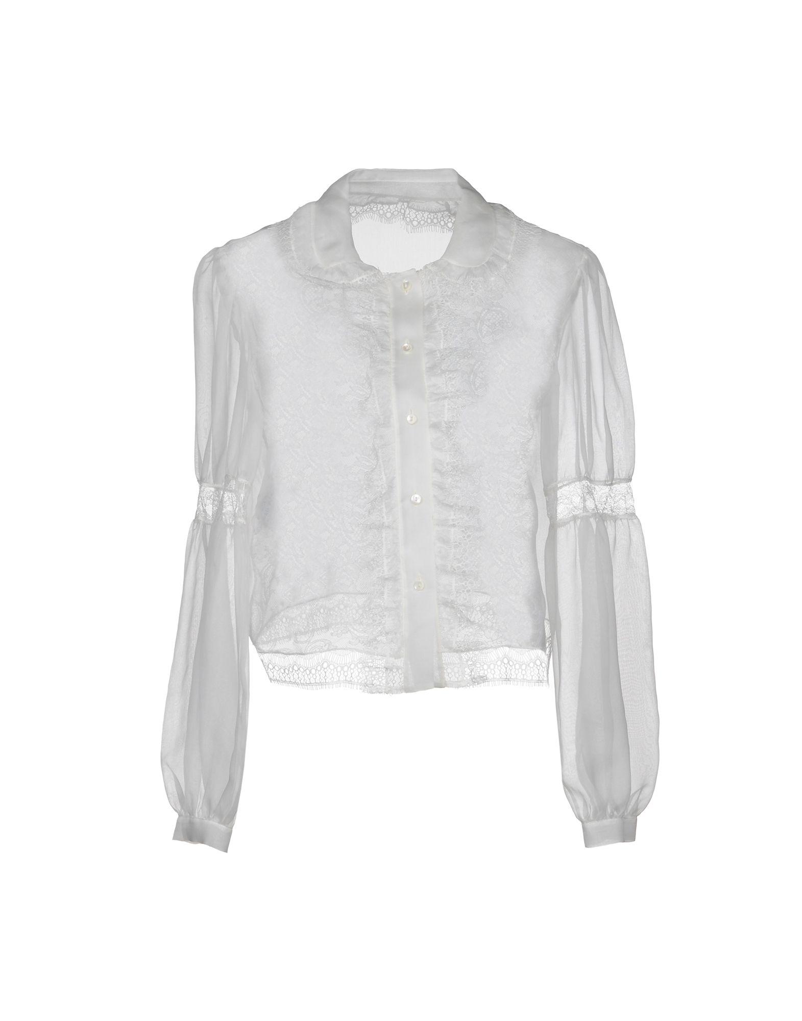 Camicie E Bluse In Pizzo Alberta Ferretti Donna - Acquista online su 99ogx