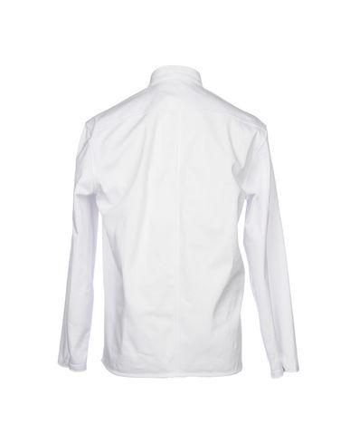 WON HUNDRED Einfarbiges Hemd