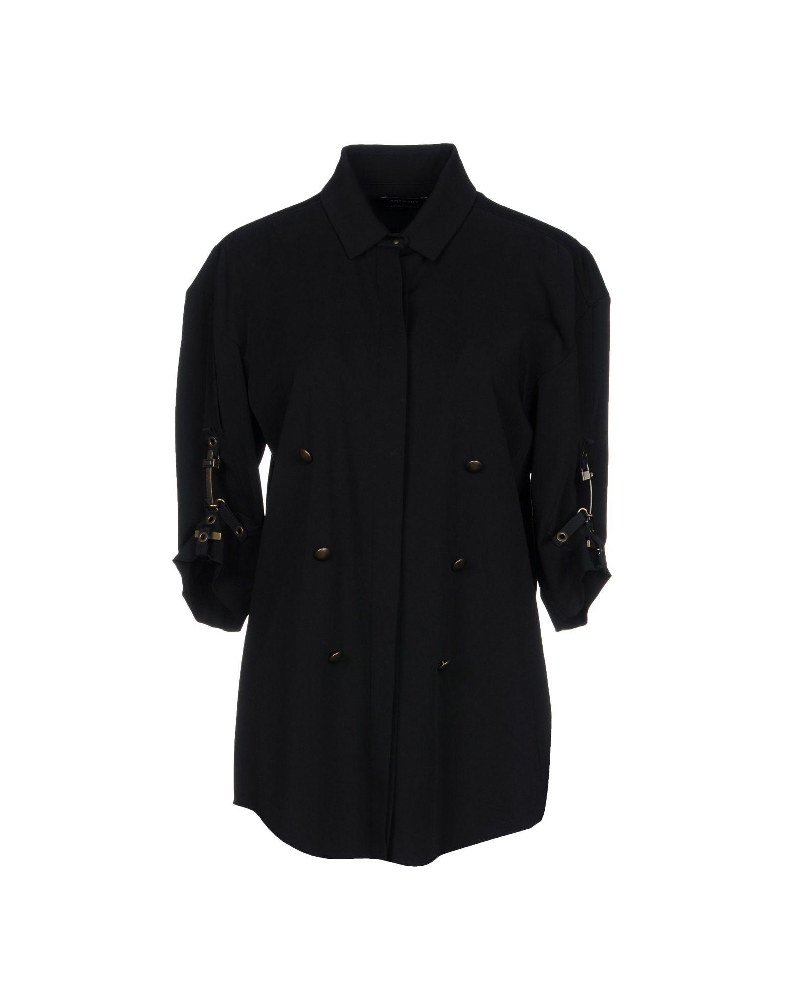 Camicie E Bluse Tinta Unita Anthony Vaccarello Donna - Acquista online su HeSrL9c
