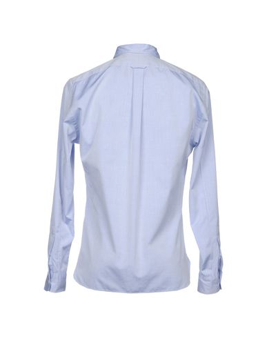 Todd Snyder Camisa Lisa billig rekkefølge utløp billig pris w0Gx54aTuh
