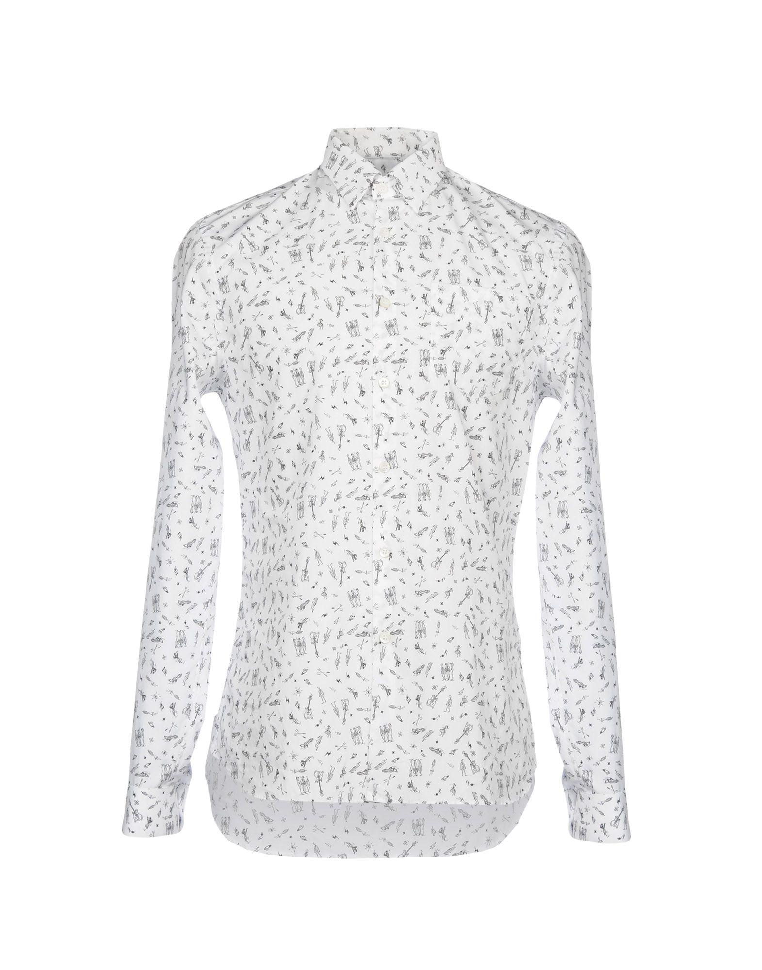 Camicia Fantasia Prada Uomo - Acquista online su