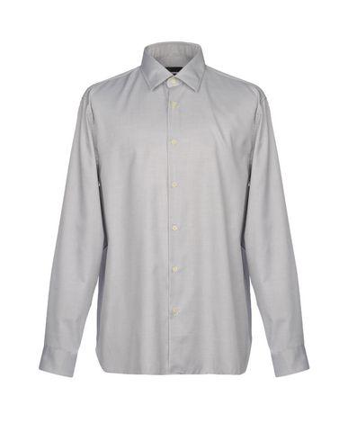 ZZEGNA Camisa estampada