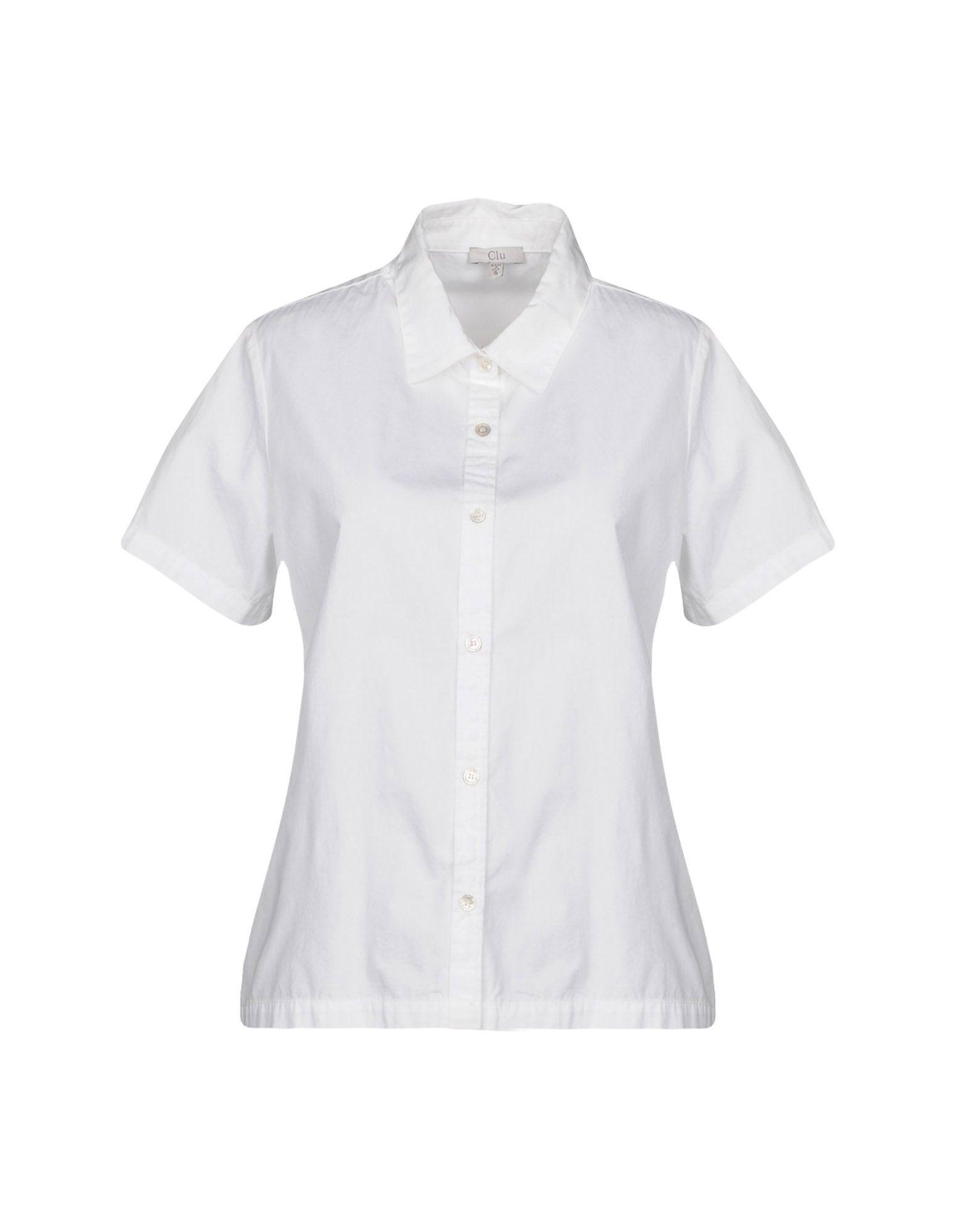 Camicie E bluse Tinta Unita Clu donna - - 38724349VO