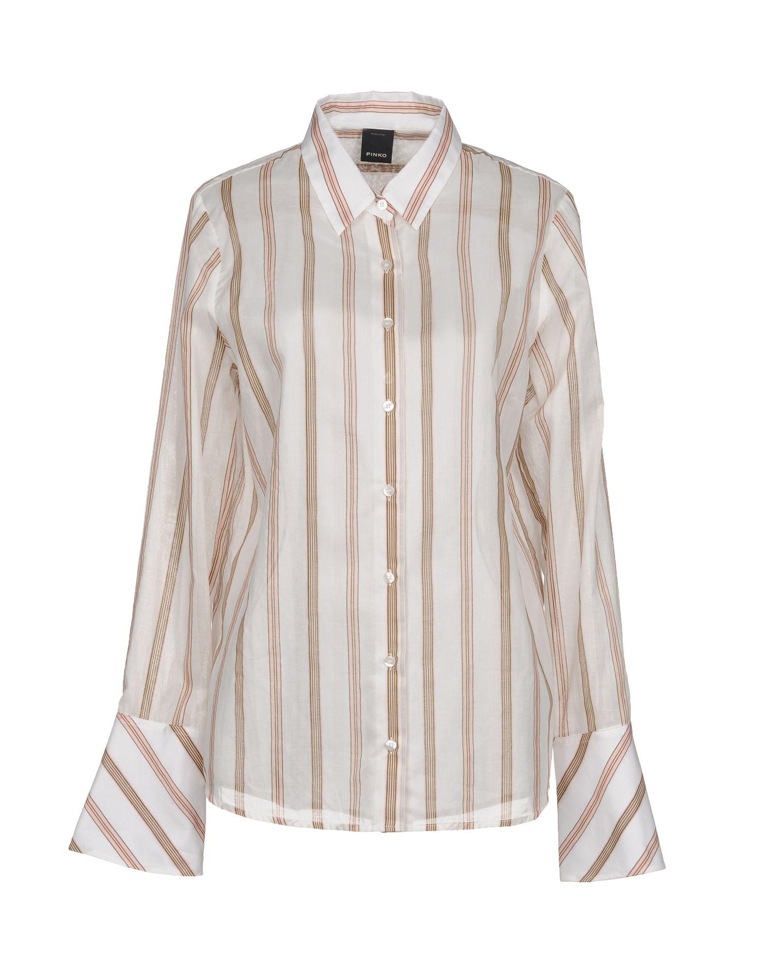 Camicia A Righe Pinko Donna - Acquista online su P63aN