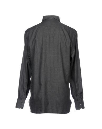 Ermenegildo Zegna Camisa Lisa utløp kostnaden 2014 billig pris utløp 100% autentisk YgeGF88h