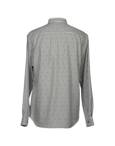 Armani Samlinger Camisa Estampada klaring ekte rabatt real billig butikk billig med paypal klaring kostnads Ha9L3sg