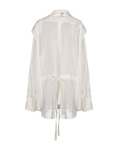 Ann Demeulemeester Skjorter Y Glatte Bluser 100% opprinnelige mange stiler kjøpe billig 100% plukke en beste T6XoA