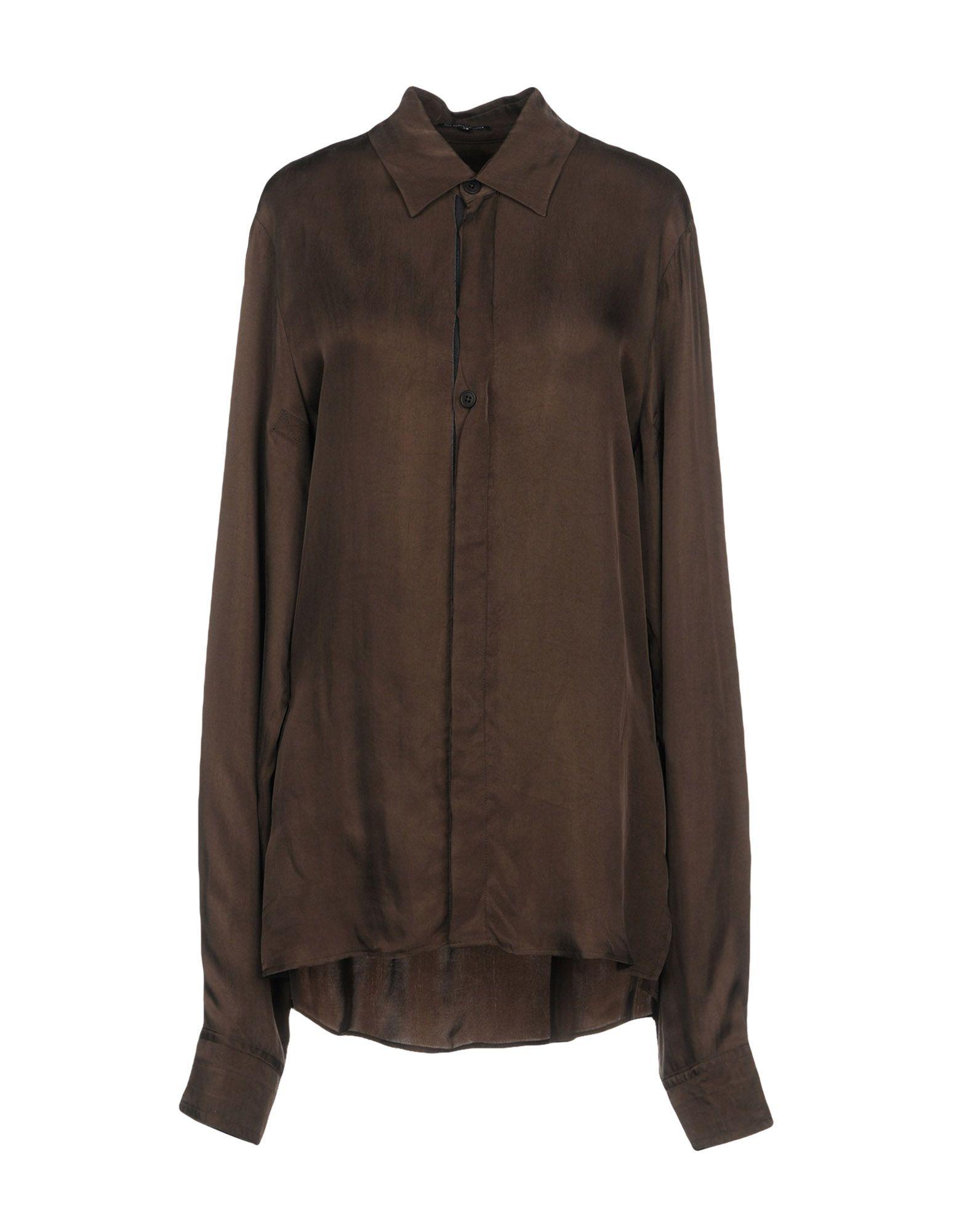 Camicie E Bluse Tinta Unita Ann Demeulemeester Donna - Acquista online su m9u97qTiD
