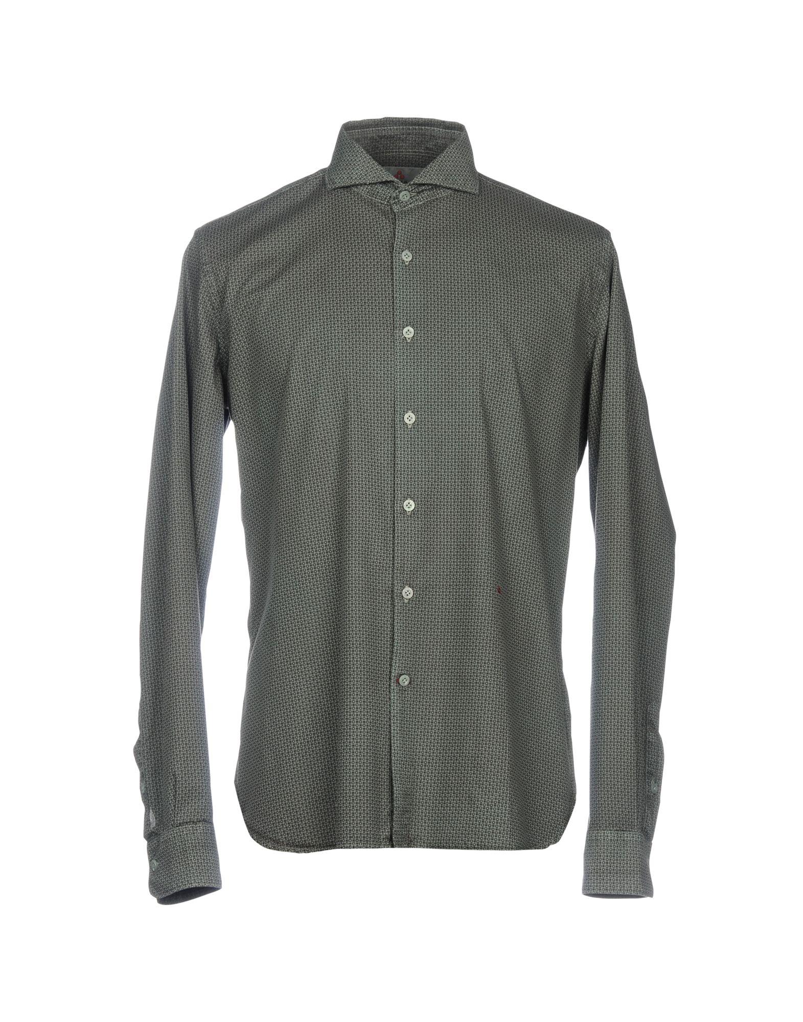 Camicia Camicia Camicia Fantasia Peuterey uomo - 38724620RV 3e9