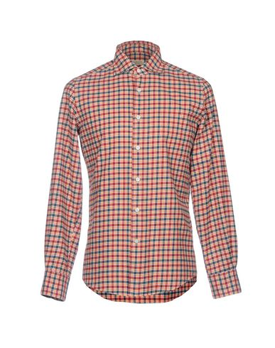 kjøpe billig Manchester Hamptons Rutete Skjorte billig footaction AETugz