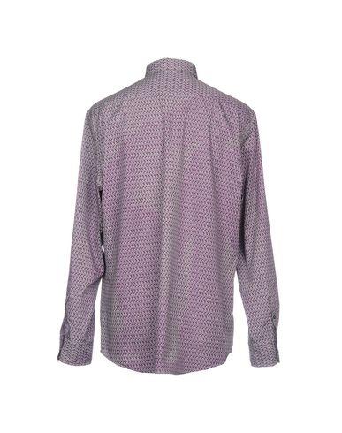 Ermenegildo Zegna Trykt Skjorte gratis frakt fabrikkutsalg Skynd deg stort salg rabatt falske gratis frakt utsikt Mf3T9XCY7m