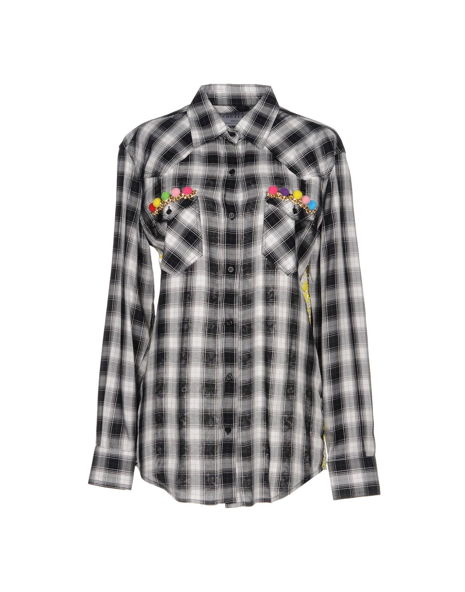 Camicia A Quadri Forte Couture Donna - Acquista online su