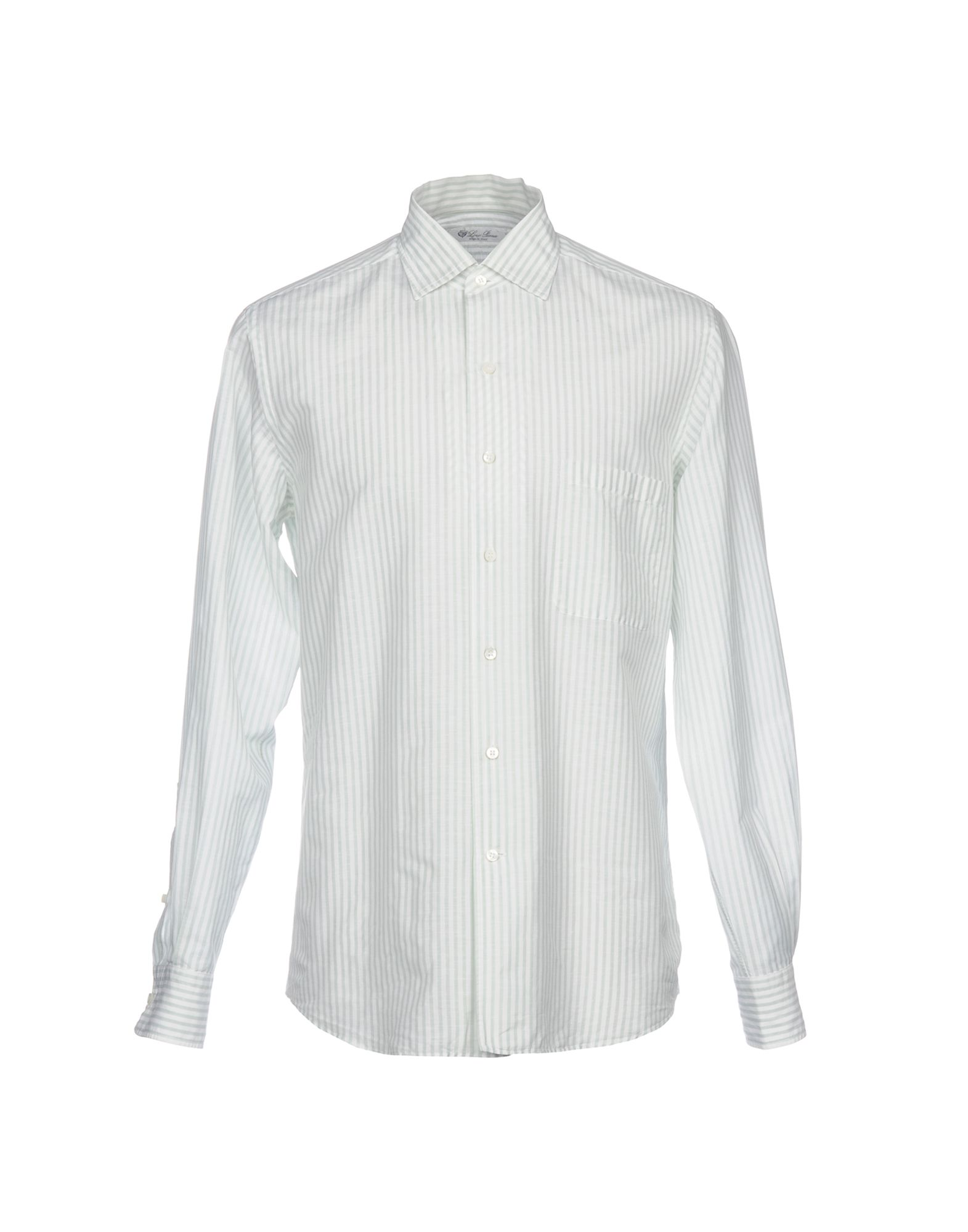 Camicia A Righe Loro Piana Uomo - Acquista online su