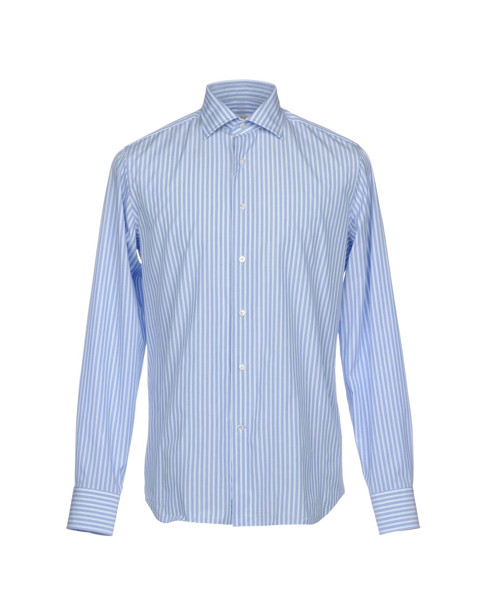 Camicia A Righe Alessandro Gherardi Uomo - Acquista online su