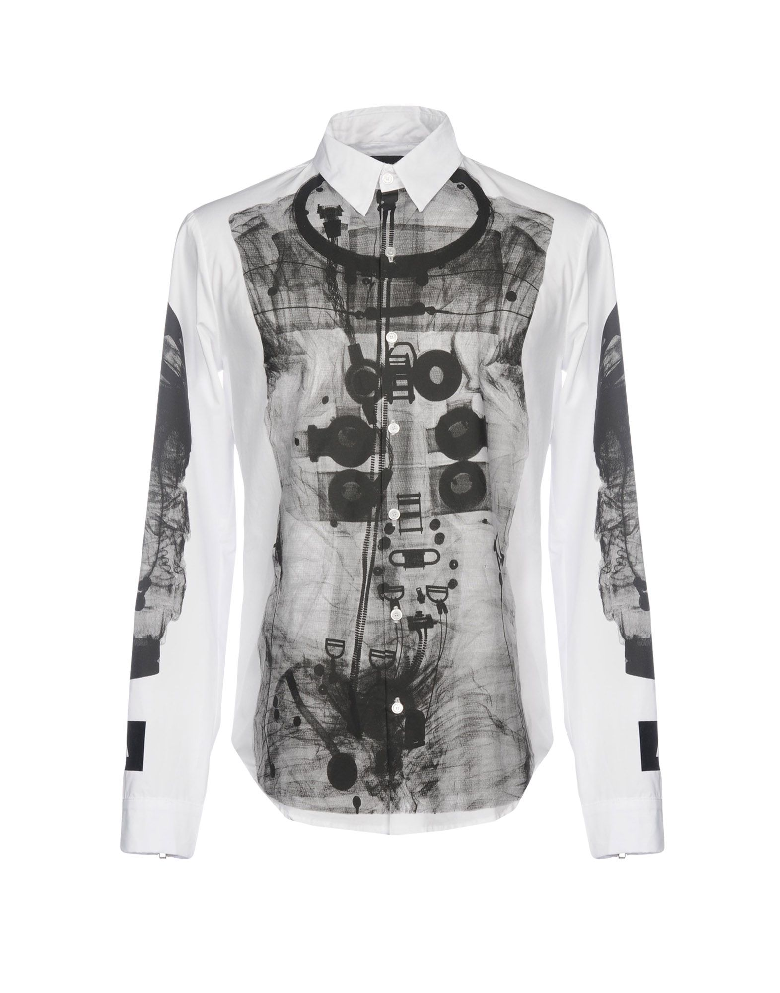 Camicia Fantasia Hba  Hood By Air Uomo - Acquista online su