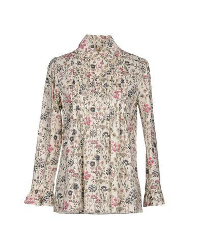 billig rask levering beste tilbud Saint Laurent Skjorter Og Bluser Blomster pre-ordre for salg billig real Eastbay abNWtxBa12