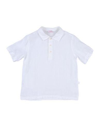 huge selection of 1bd68 dfb4a IL GUFO Camicia in lino - Camicie | YOOX.COM