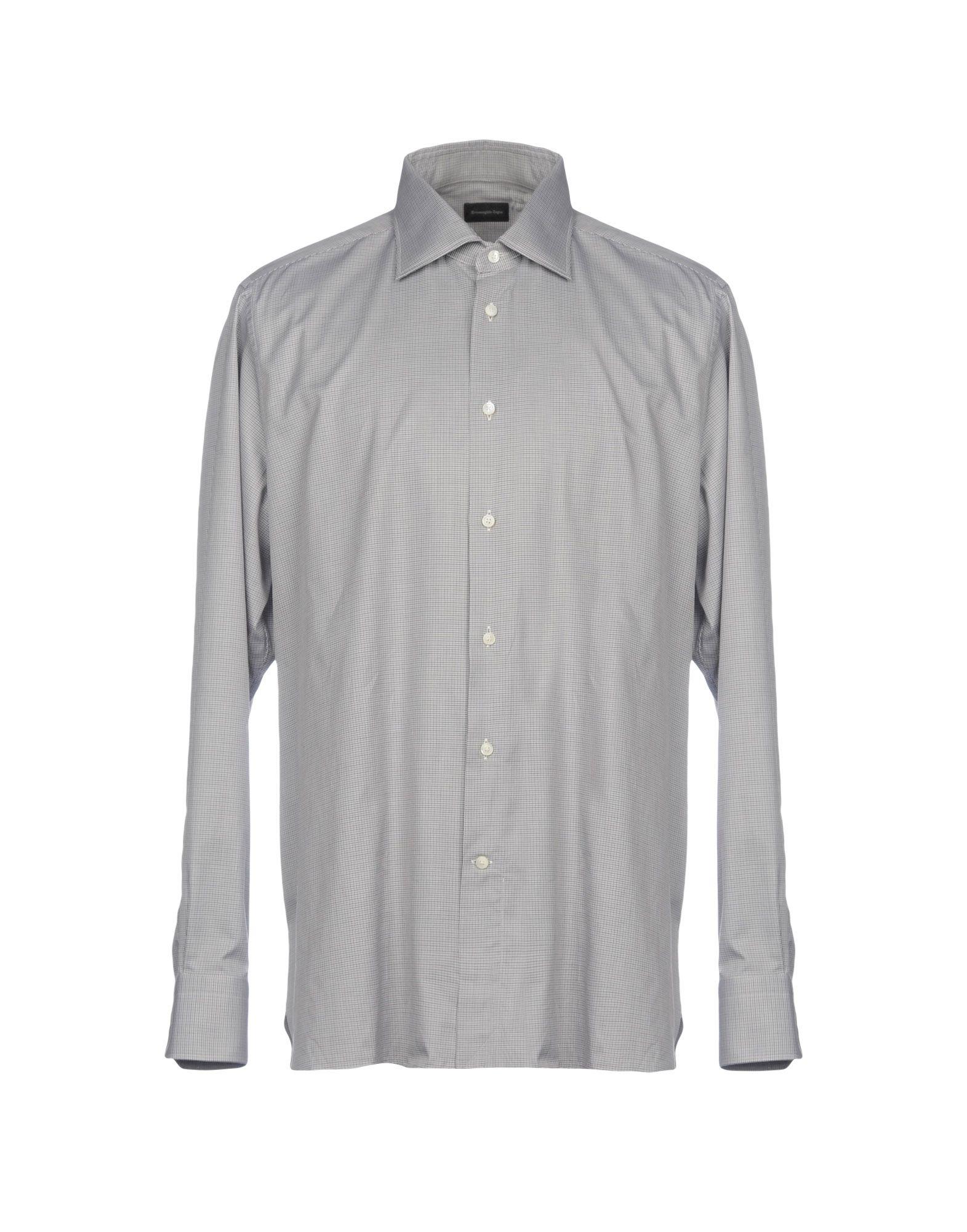Camicia Fantasia Ermenegildo Zegna Uomo - Acquista online su