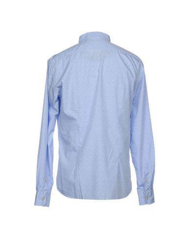AGLINI Hemd mit Muster