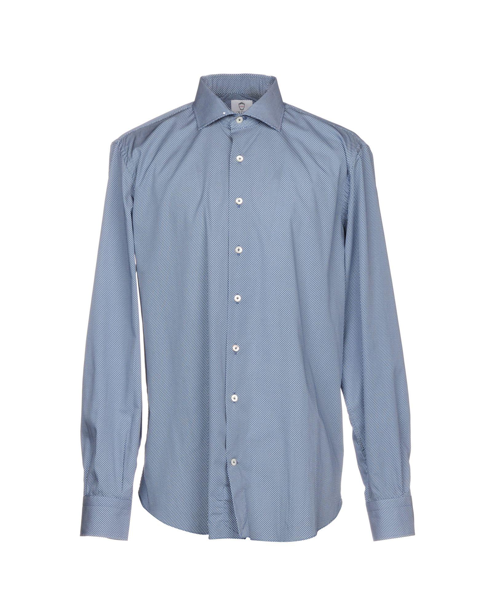 Camicia Fantasia Cordone 38725889PM 1956 Uomo - 38725889PM Cordone 4a0e1b