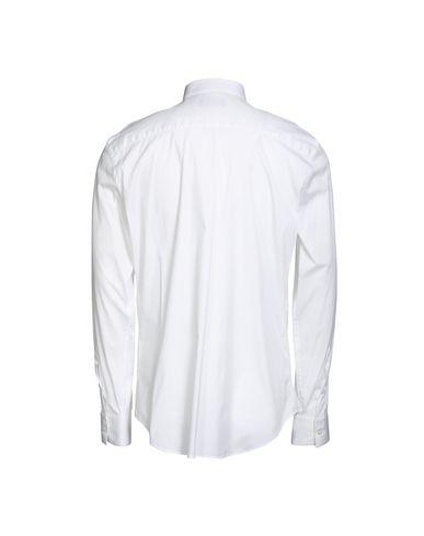 Armani Vanlig Skjorte kjøpe billig beste populær billig pris Red pre-ordre Eastbay MrntbY4