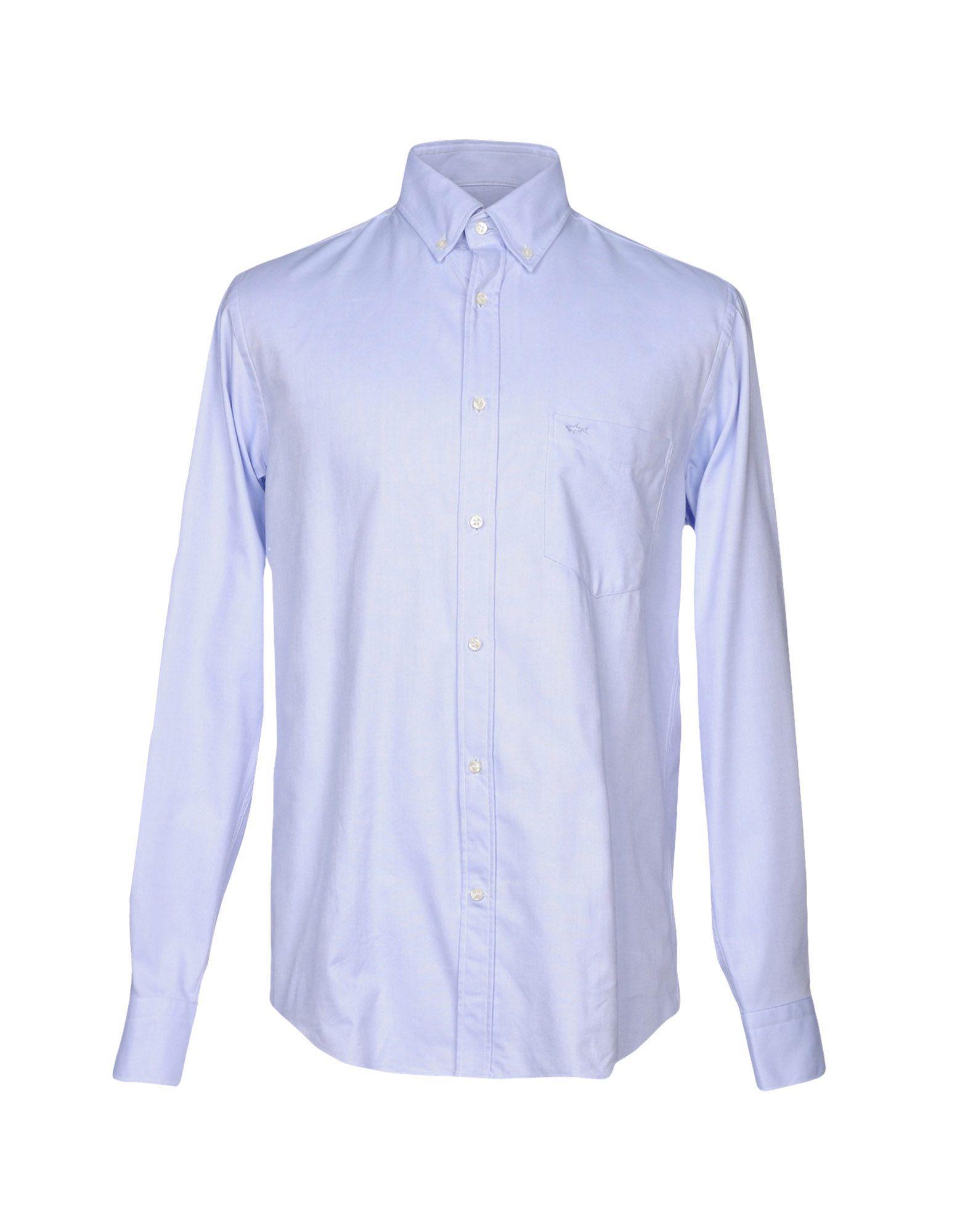 Camicia Tinta Unita Paul & Shark Uomo - Acquista online su