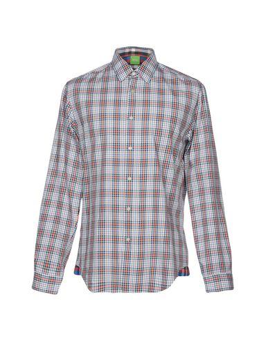 handle for salg Sjefen Grønn Rutete Skjorte klaring fasjonable beste sted iTqATtw