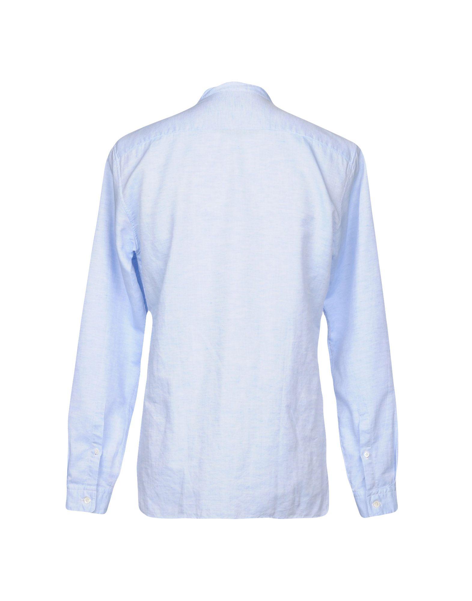 Camicia Tinta Unita Zzegna Uomo 38726595EP - 38726595EP Uomo 9b2291