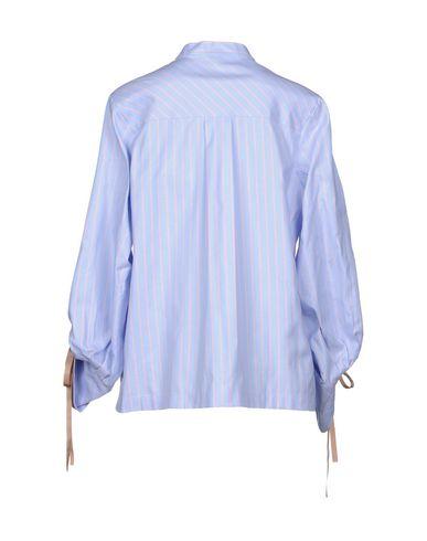 kul Elaidi Camisas De Rayas fasjonable billige online samlinger billig online xJYjf3vwl