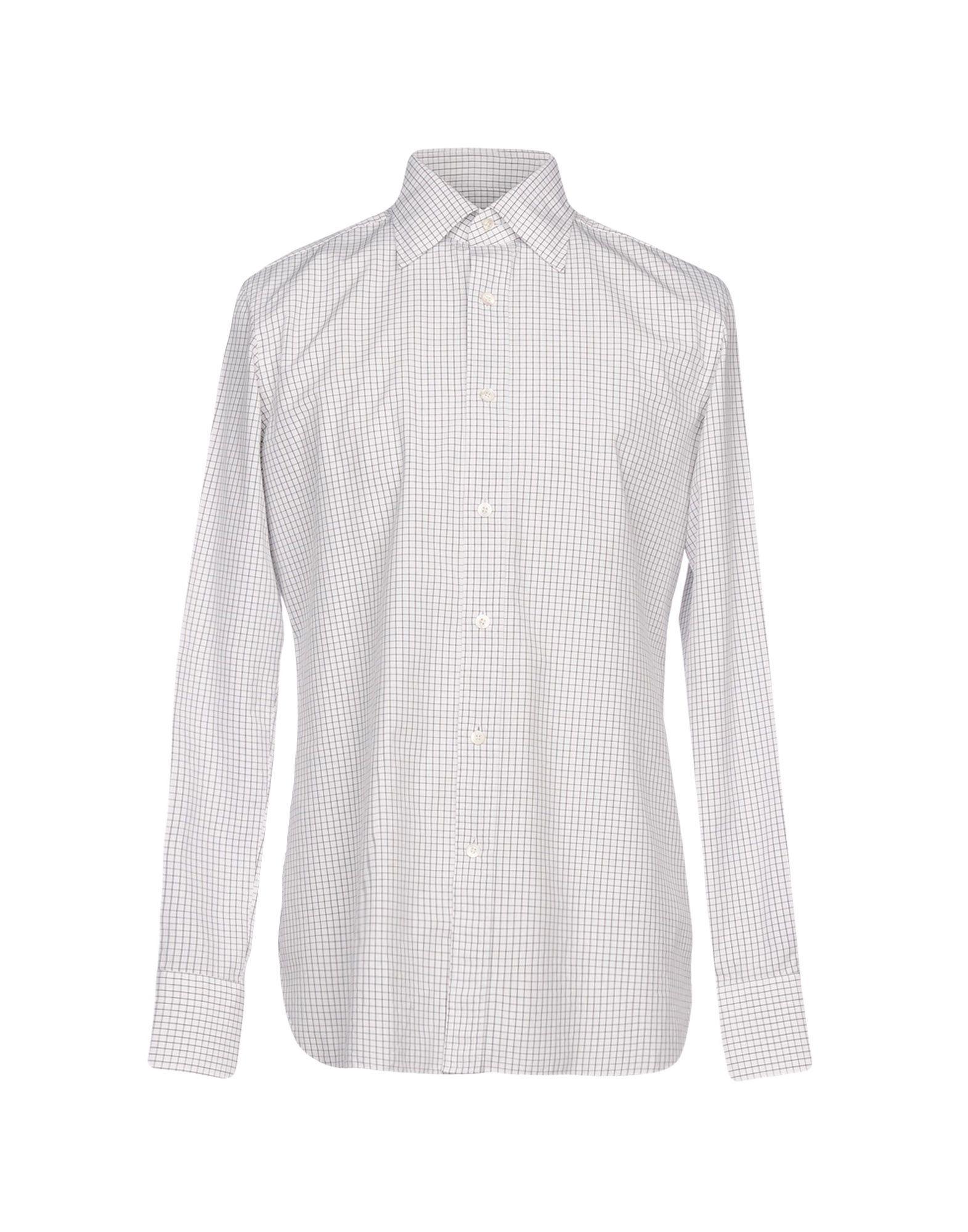 Camicia A Quadri Tom Ford Uomo - Acquista online su