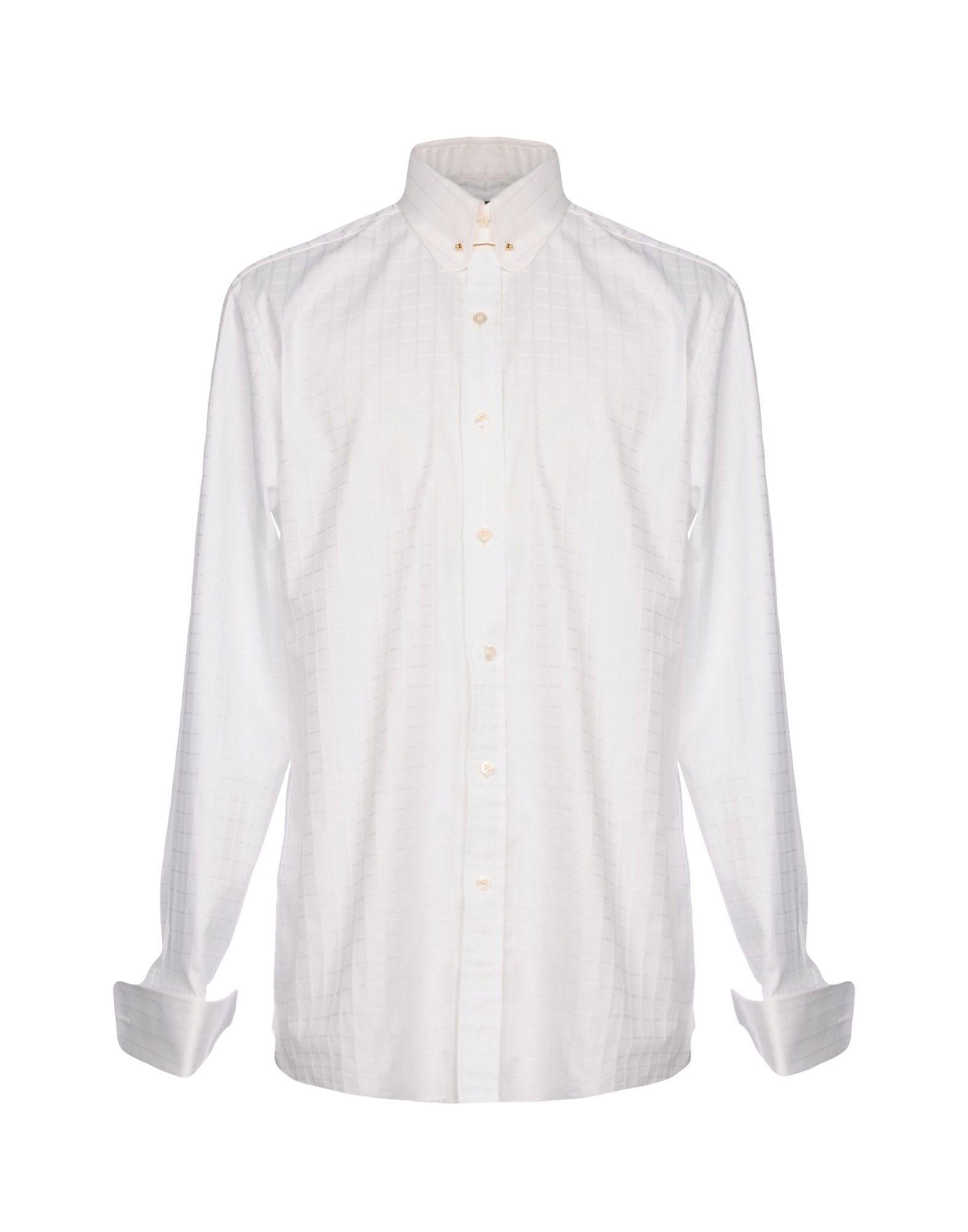 Camicia Tinta Unita Tom Ford Uomo - Acquista online su