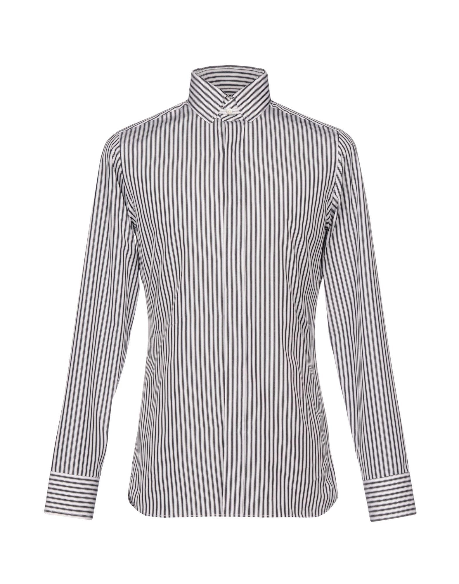 Camicia A Righe Tom Ford Uomo - Acquista online su
