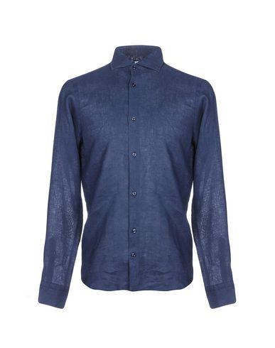Prima Alessandro Shirt Lino bestselger salg samlinger tappesteder billig online gratis frakt anbefaler 7ILjzZk