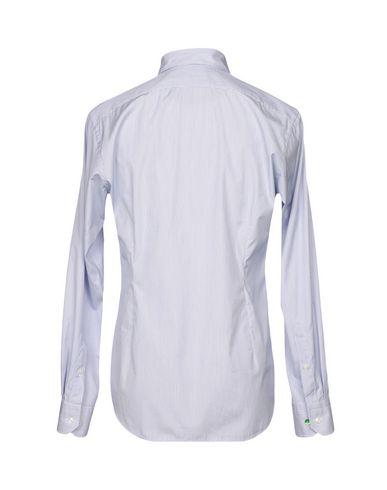 Eton Stripete Skjorter klaring Billigste salg ekstremt salg beste engros komfortabel online JubQ2