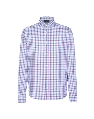 Armani Jeans Patterned Shirt   Shirts U by Armani Jeans