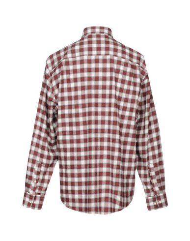 LUCA DALTIERI Camisa de cuadros