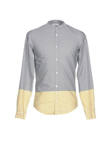 AGLINI Gestreiftes Hemd Die Günstigste Günstig Online Qualität Frei Für Verkauf Schlussverkauf Auslass Niedriger Versand Geschäft Zum Verkauf KIuxhUjn