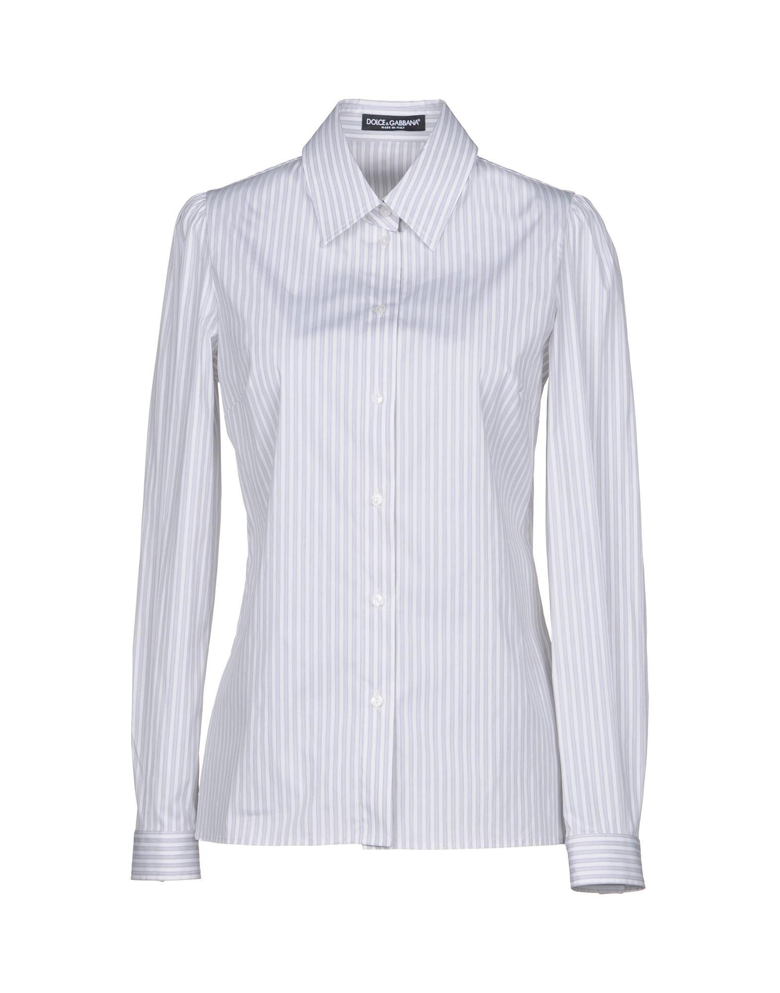 Camicia A Righe Dolce & Gabbana Donna - Acquista online su bAKerbtd