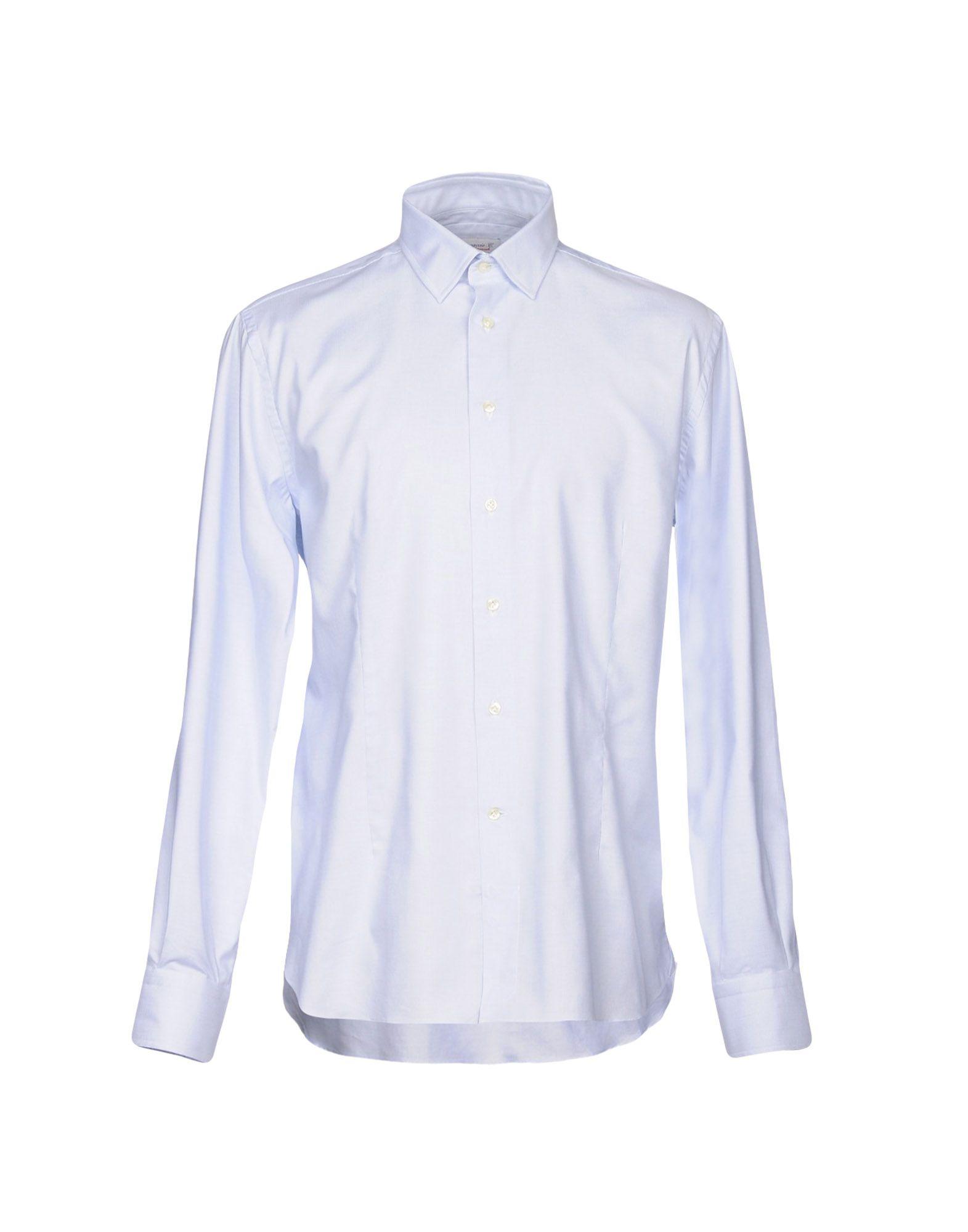 Camicia Tinta Unita Brancaccio Brancaccio Brancaccio C. uomo - 38727632VG 656