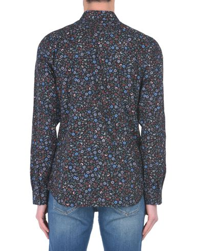 PS by PAUL SMITH MENS TAILORED FIT LS SHIRT Camisa estampada
