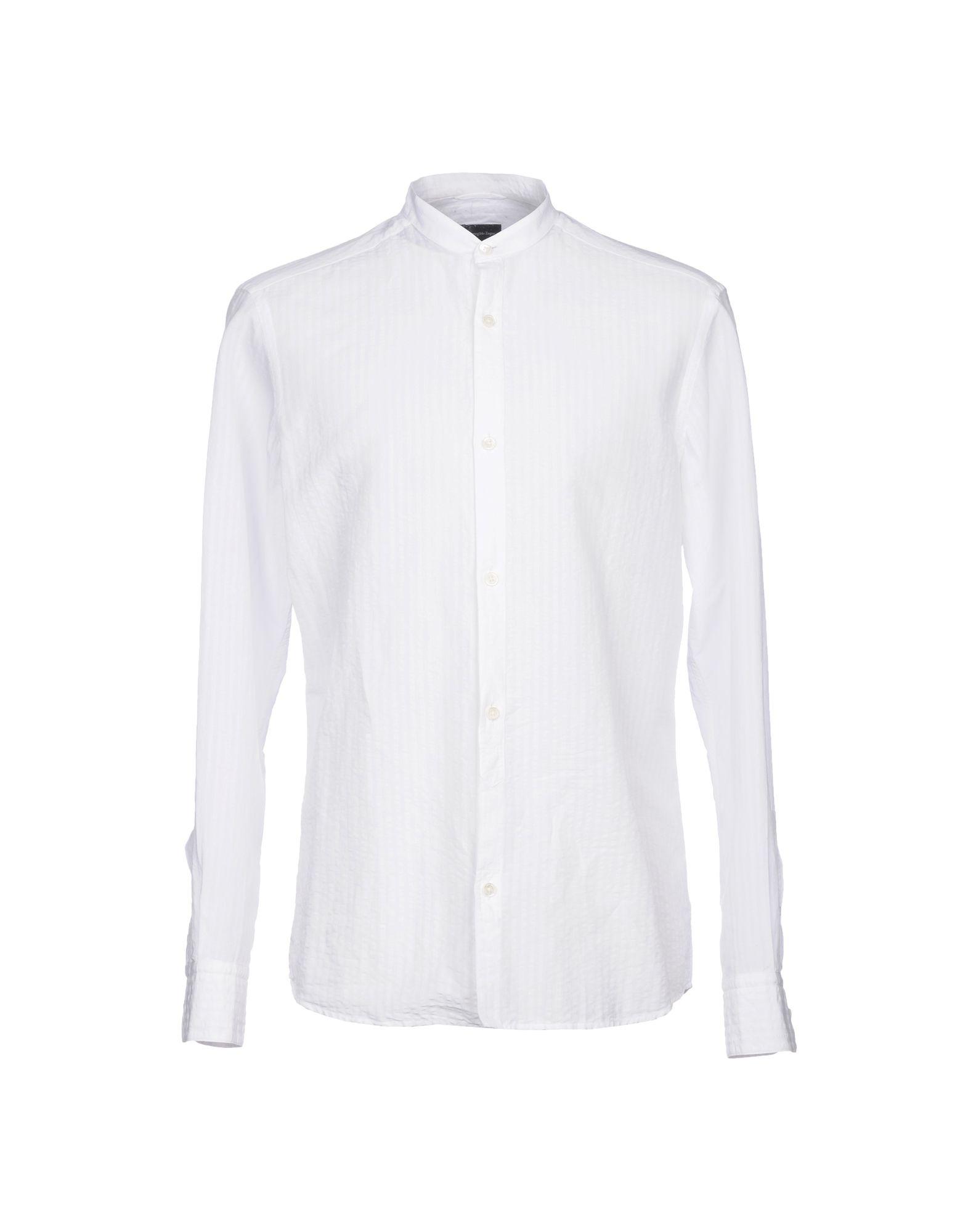 Camicia Tinta Unita Ermenegildo Zegna Uomo - Acquista online su