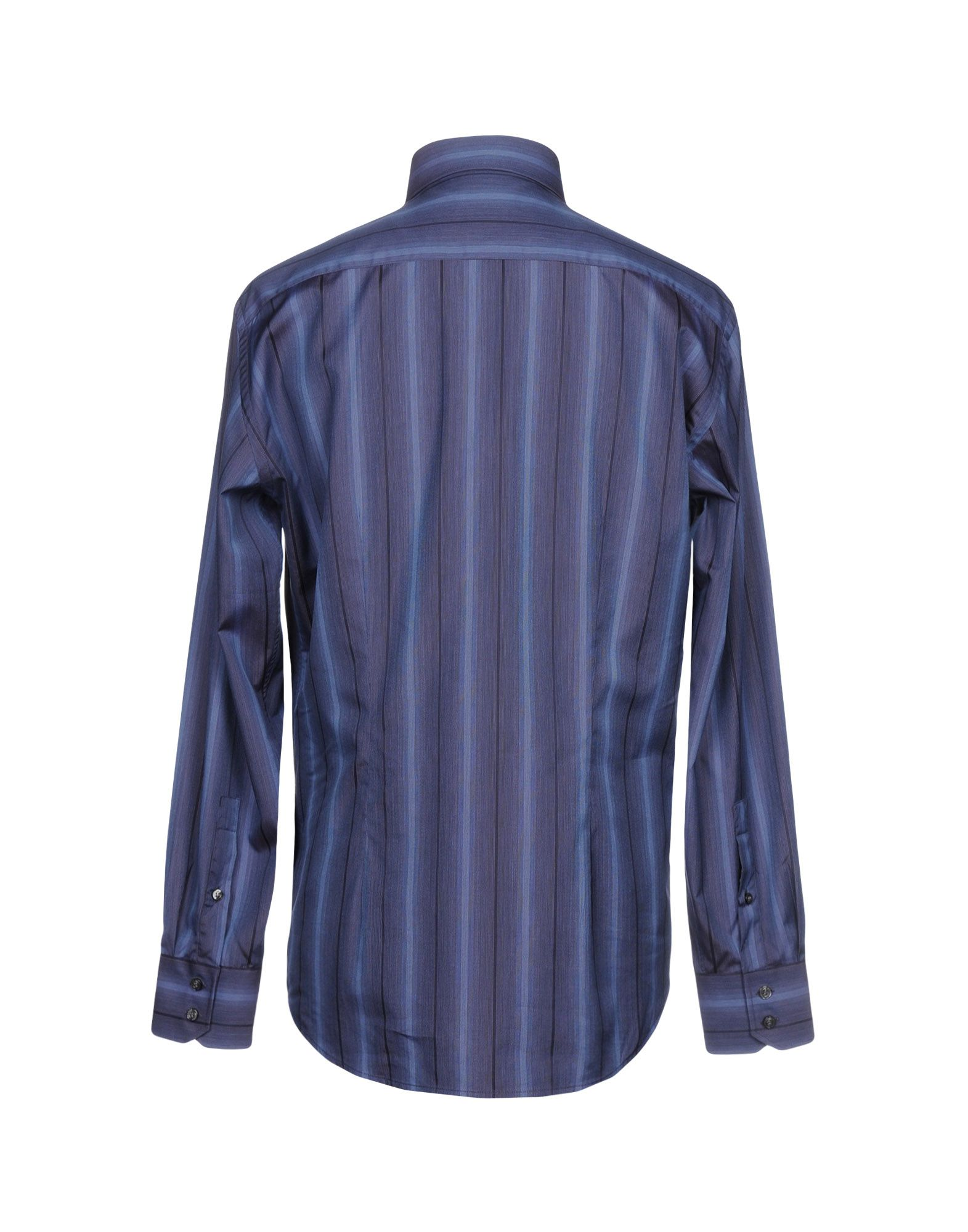 Camicia Collection A Righe Versace Collection Camicia Uomo - 38727769PK 42108b