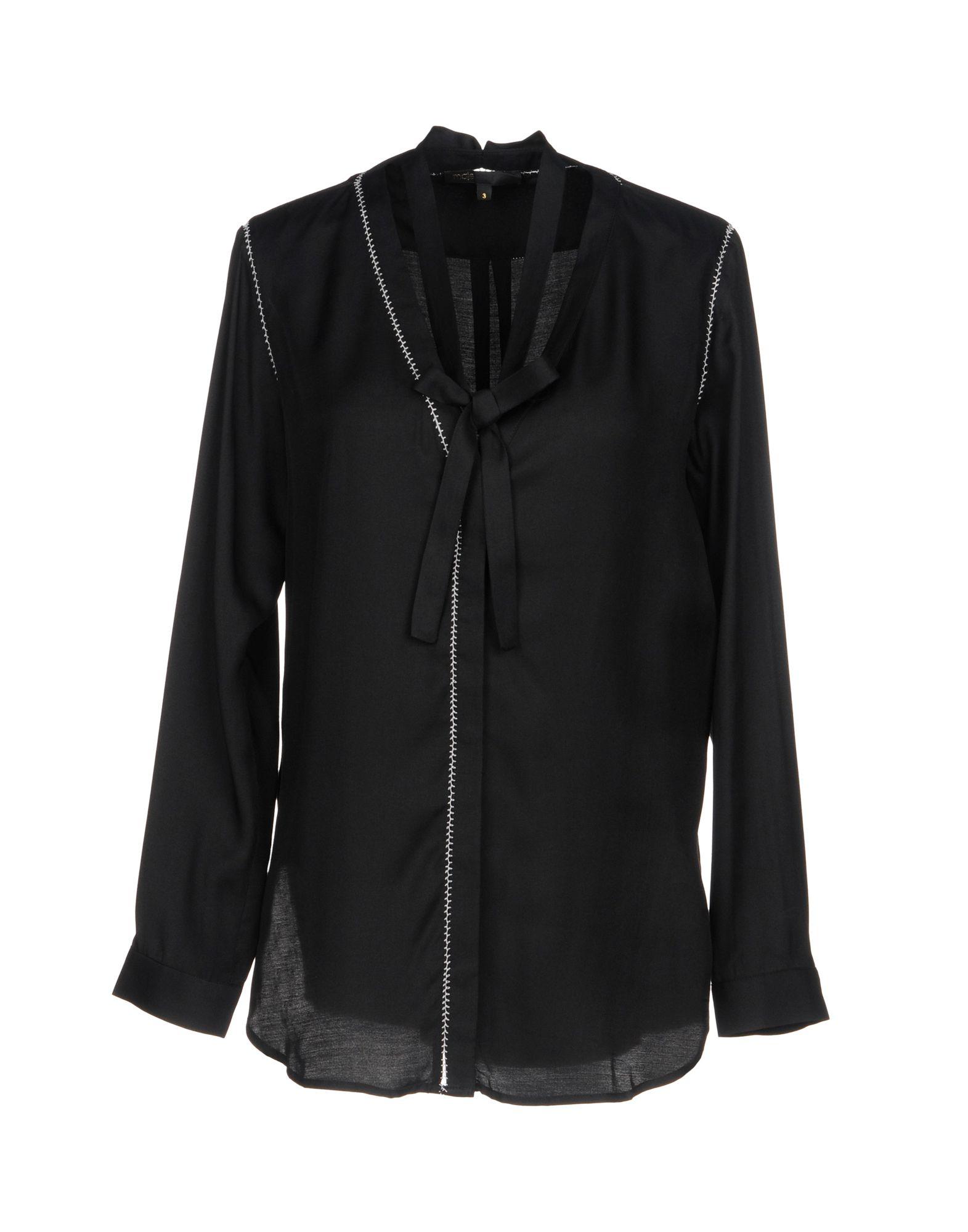 Camicie E Bluse Tinta Unita Maje Donna - Acquista online su iMyKUcl4