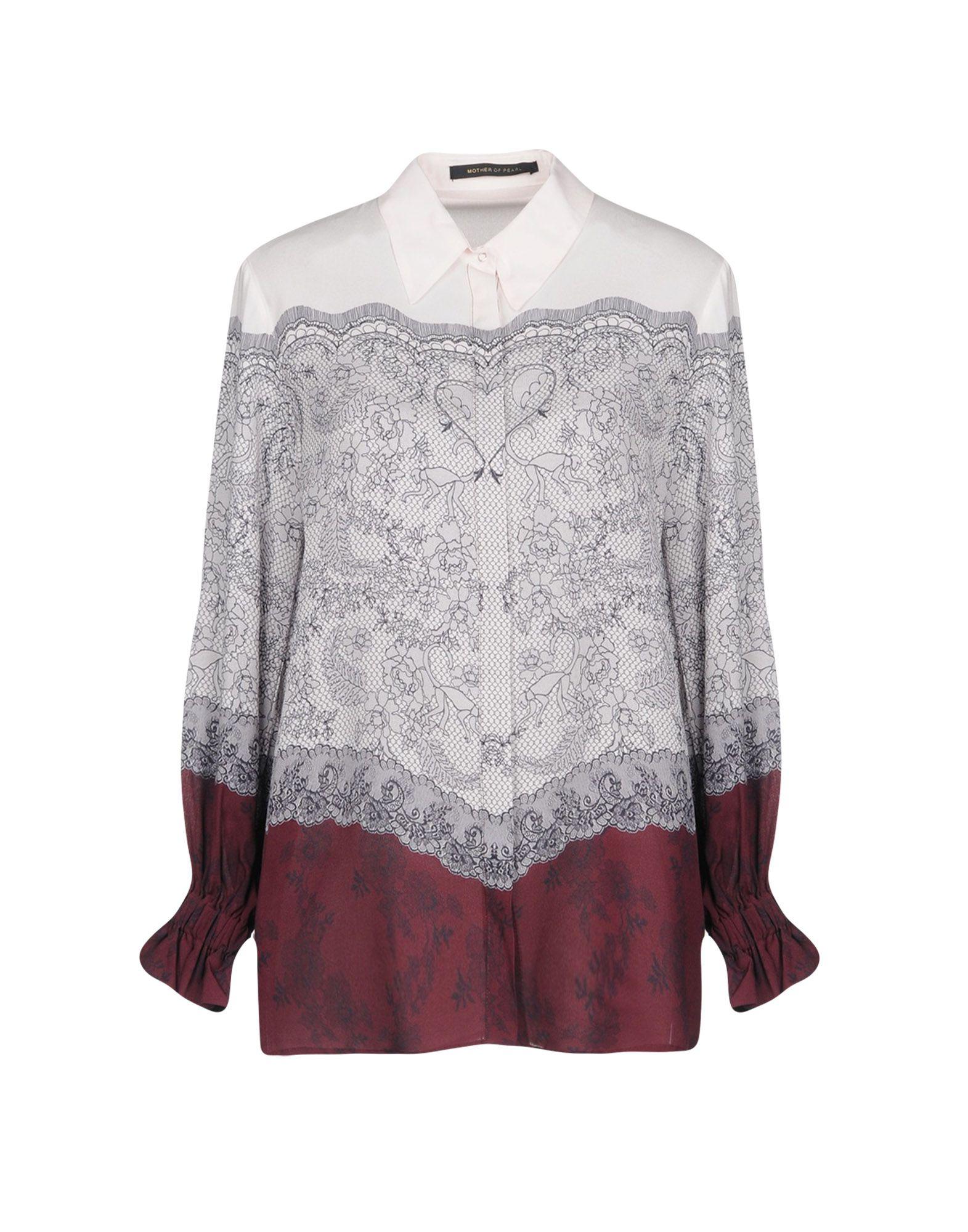 Camicie E Bluse A Fiori Mother Of Pearl Donna - Acquista online su